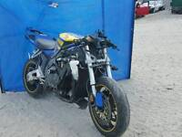CBR1000RR 2006 BREAKING FOR PARTS
