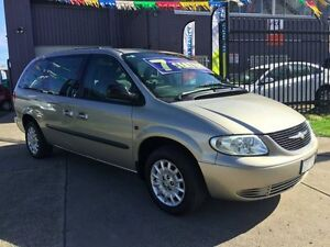 2004 Chrysler Grand Voyager RG SE Gold 4 Speed Automatic Wagon Brooklyn Brimbank Area Preview
