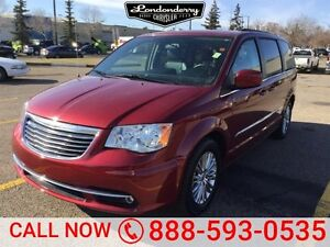 2015 Chrysler Town & Country TOURING-L Leather,  Back-up Cam,