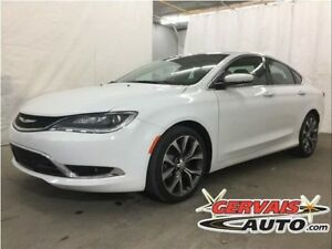 Chrysler 200 C V6 Navigation Cuir Toit Panoramique MAGS 2016