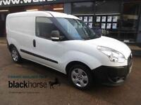 2013 Fiat Doblo 1.3Multijet 16V E/Pack Diesel white Manual