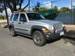 2006 Jeep Cherokee KJ MY2006 Renegade 4 Speed Automatic Wagon Somerton Park Holdfast Bay Preview