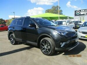 2018 Toyota RAV4 ZSA42R MY18 GXL Premium Interior (2WD) Black Continuous Variable Wagon Heatherbrae Port Stephens Area Preview