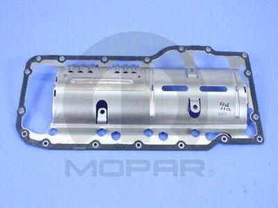 Engine Oil Pan Gasket fits 2011-2013 Ram 1500 Dakota  MOPAR PARTS