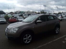 2009 59 NISSAN QASHQAI 1.5 ACENTA DCI 5D 105 BHP **** GUARANTEED FINANCE **** PART EX WELCOME ****
