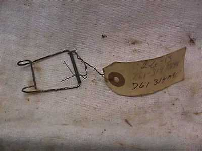 Massey Harris Govenor Bumper Spring For 20 - 22 - Colt Or Mustang