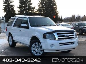 2011 Ford Expedition Limited|DVD|BACK CAM|1 OWNER|ON SALE NOW!!