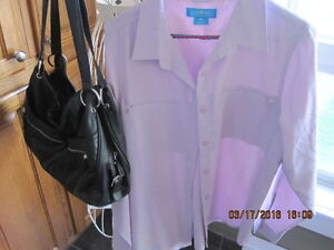 SUN DAY AFTERNOONS Ladies Long Sleeved Shirt Style Jacket