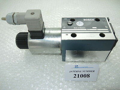42 Way Valve Bosch No. 0 810 001 520 Engel Used Spare Parts Molding Machines