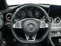 Miniature 20 Voiture American used Mercedes-Benz C-Class 2017