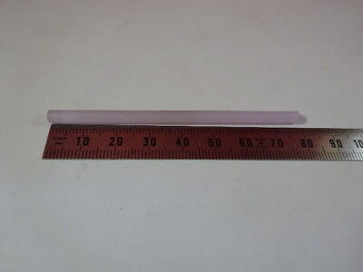 For Parts Optical Yag Crystal Laser Rod Chipped Optics As Is S8-b-02