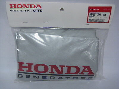 Honda Eu3000i Eu3000 Generator Silver Cover Free Ship