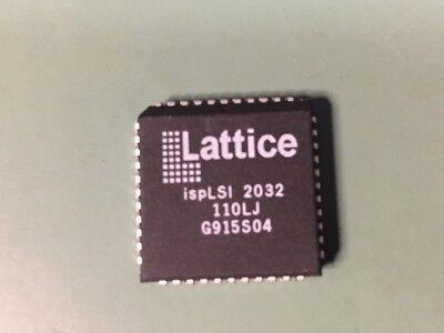 Lot Of 26 New Lattice Isplsi2032-110lj Cpld - Complex Programmable Logic