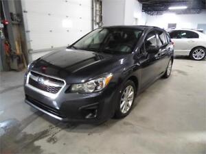2014 Subaru Impreza Touring AWD Mags-Siege chauff