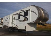 New 2015 Forest River Wildcat 275 CKX Fifth Wheels