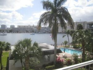 CONDO  A LOUER /FOR RENT - HALLANDALE  FLORIDE  -3 mois 2017