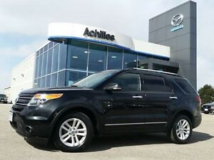 2011 Ford Explorer XLT, 4WD, Leather Interior