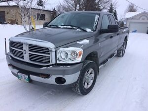 2008 Dodge Power Ram 3500 SLT Pickup Truck