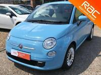 Fiat 500 Twinair POP 0.9L 36,000 Miles Immaculate Condition Both Inside And Out