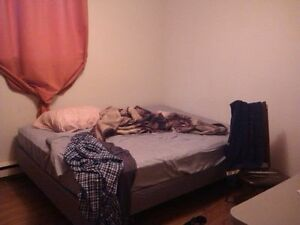 Available May 1th Professionals 1 Room Furnished For Rent