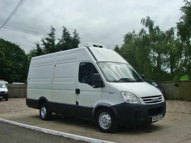 2008 IVECO DAILY 2.3 TD 3300 WB MWB High Roof Van NO VAT