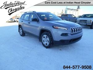 2014 Jeep Cherokee Sport 4x4 | V6 | Heated Seats