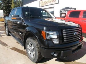 2012 FORD F150 SUPERCREW FX4 OFF ROAD 4X4