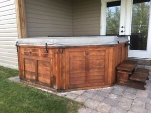 Used hot tub for sale