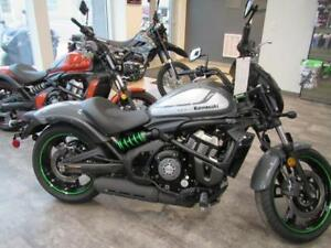This Kawasaki Vulcan S will be priced to sell!  Ends Oct 6