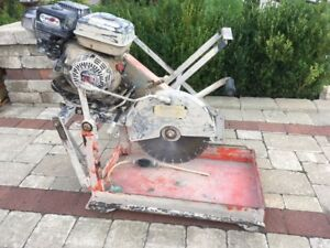 Concrete Masonry Saw