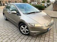 2007 Honda Civic 1.8 i-VTEC SE 5dr Hatchback Petrol Manual