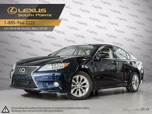 2013 Lexus ES 300h Leather package