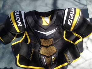 epaulette hockey small adulte bauer supreme 170