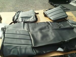 Leather Seat Covers Peterborough Peterborough Area image 1