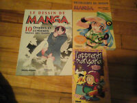 Livres de dessin Manga - Cartoon