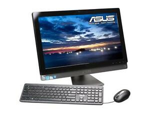 Asus All in One Computer with 23.6 inch Touchscreen Display
