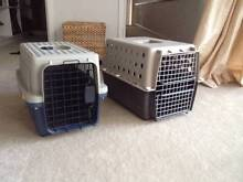 Pet carriers - small dog/cat, $30 ea, 2 for $50 Mosman Park Cottesloe Area Preview