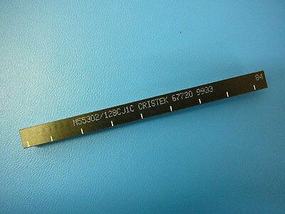 Cristek Connector Mil Spec 53-101-84-c-mil-t M55302128cj1c Gold New