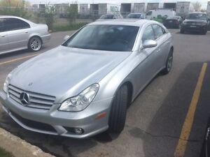 2006 Mercedes-Benz CLS-Class Silver Sedan