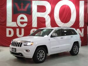 Jeep Grand Cherokee 4WD Overland ECODIESEL 2014