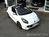 RENAULT WIND ROADSTER 1.6 COLLECTION VVT 2d 133 BHP Only 15924 m, No 91 (white) 2010