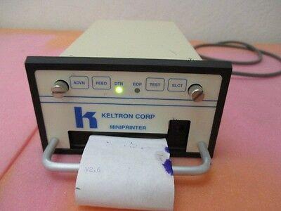 Keltron Corp Mini Printer Mm40815tu-1