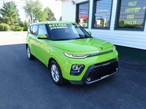 2020 Kia Soul EX for only $179 bi-weekly all in!