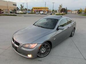 2007 BMW 335I COUPE *6 SPEED,300HP,TWIN TURBO,PRICED TO SELL!!!*