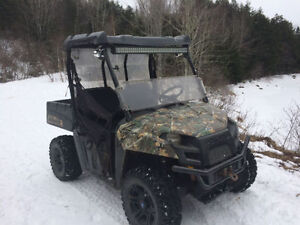 2013 POLARIS 500 RANGER ( WE FINANCE)
