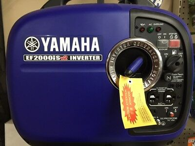 Used, Yamaha Generator EF2000ISV2 for sale  Cresco