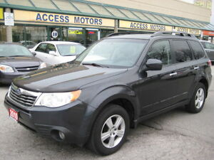 2010 Subaru Forester Auto, Paroramic Roof, BEST PRICE IN MARKET