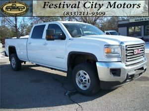 2017 GMC Sierra 2500HD SLE LONG BOX 4X4