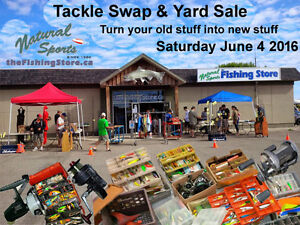 Fishing Tackle Swap - Buy & Sell