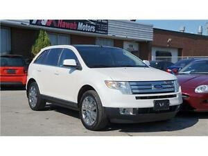2010 Ford Edge Limited AWD Panoramic Roof Navigation Leather DVD